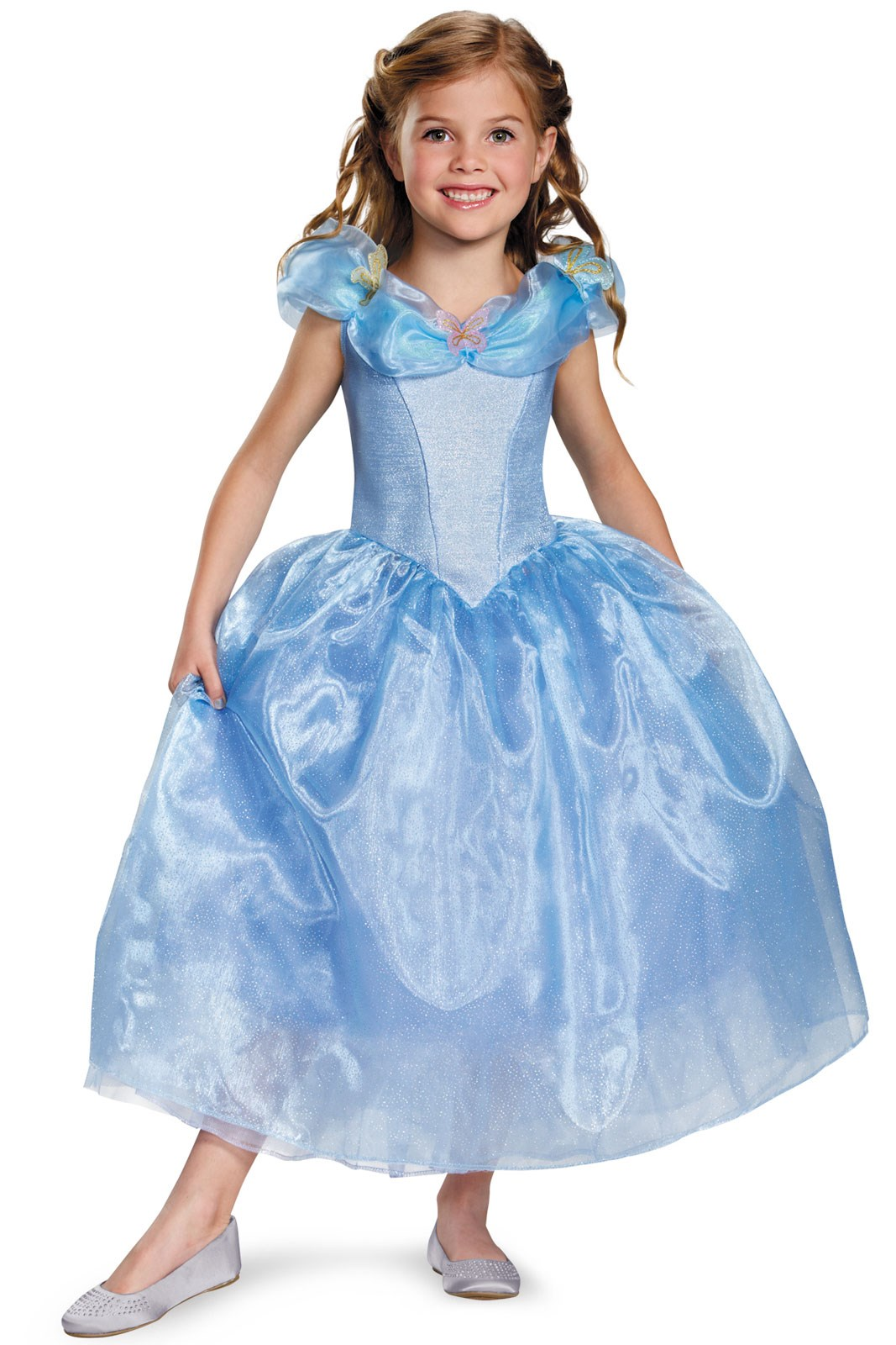 Disney Cinderella Movie Deluxe Kids Outfit 10-12