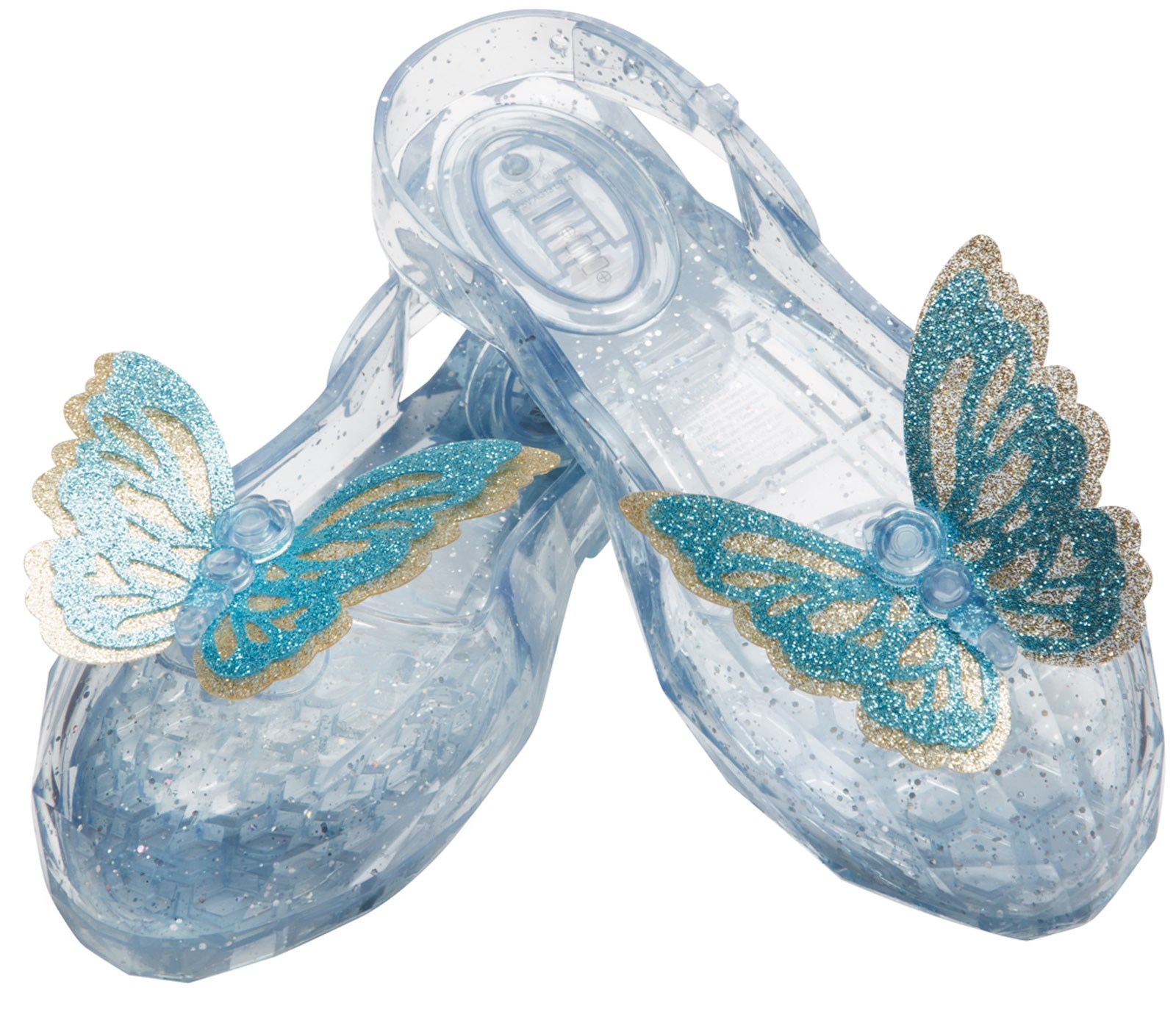 Disney Cinderella Movie Light Up Shoes for Kids One-Size 11/12