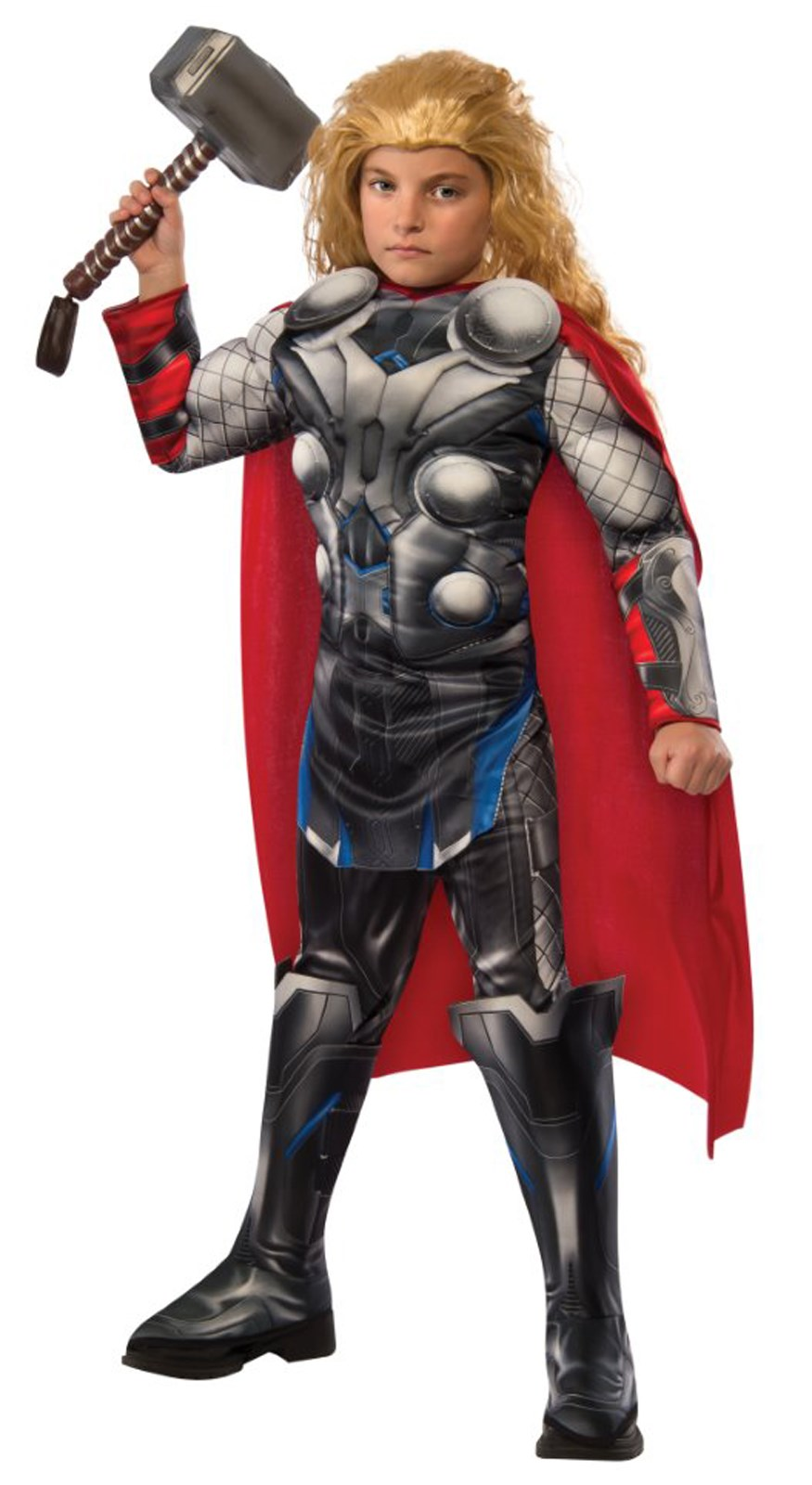 Avengers 2 - Age of Ultron: Deluxe Kids Thor Costume Medium (8-10)