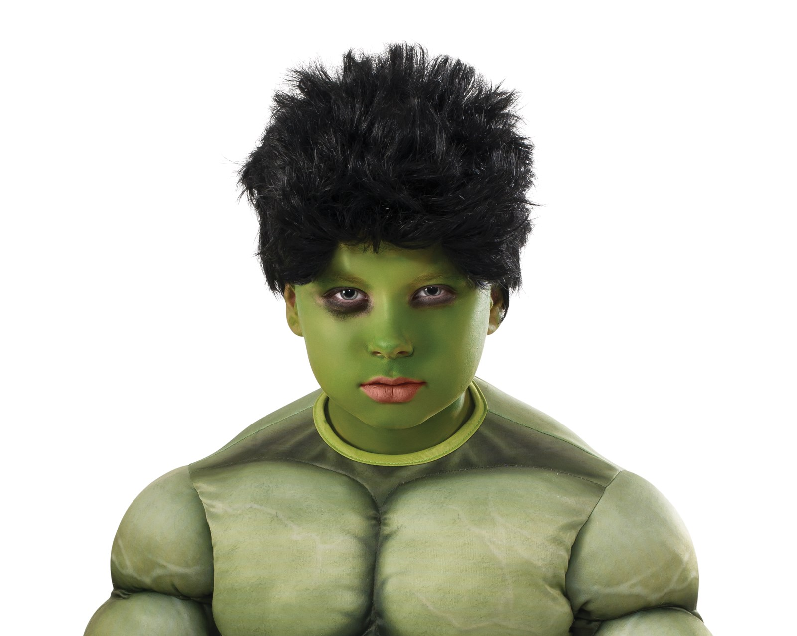 Avengers 2 - Age of Ultron: Hulk Wig For Kids One-Size