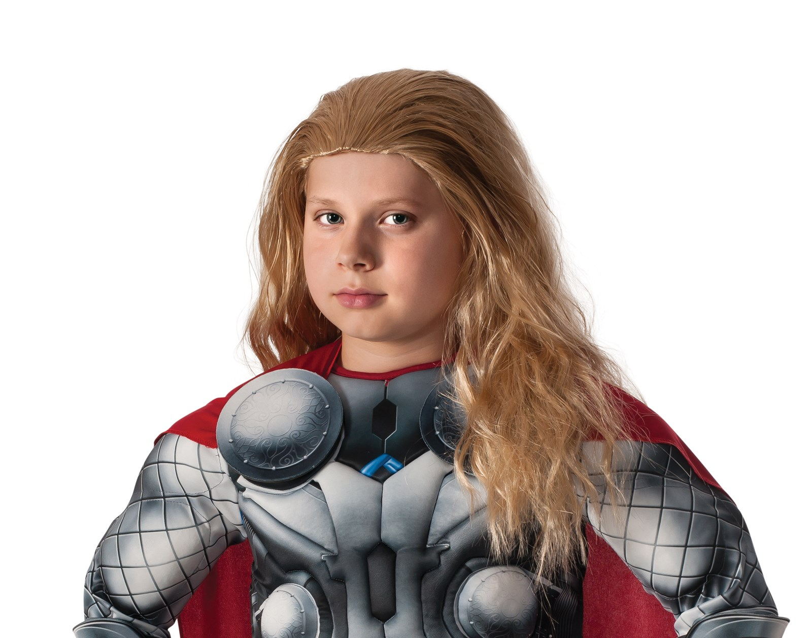 Avengers 2 - Age of Ultron: Thor Kids Wig One-Size