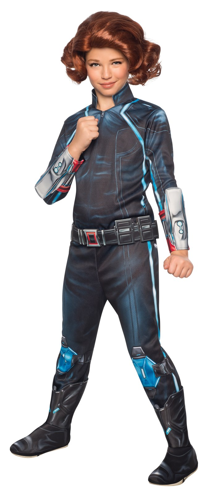 Avengers 2 - Age of Ultron: Deluxe Black Widow Kids Costume Medium (8-10)