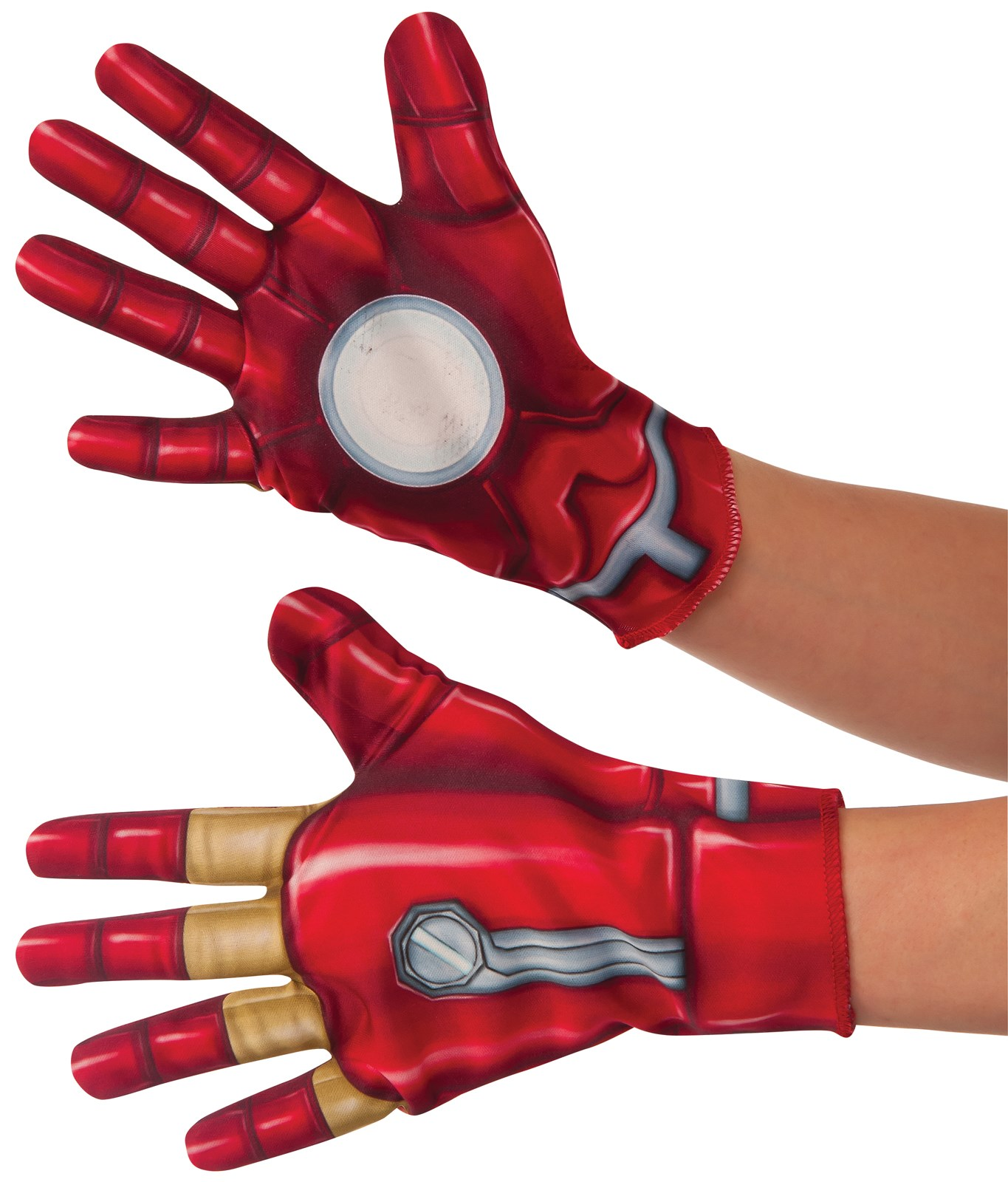 Avengers 2 - Age of Ultron: Kids Iron Man Gloves One-Size