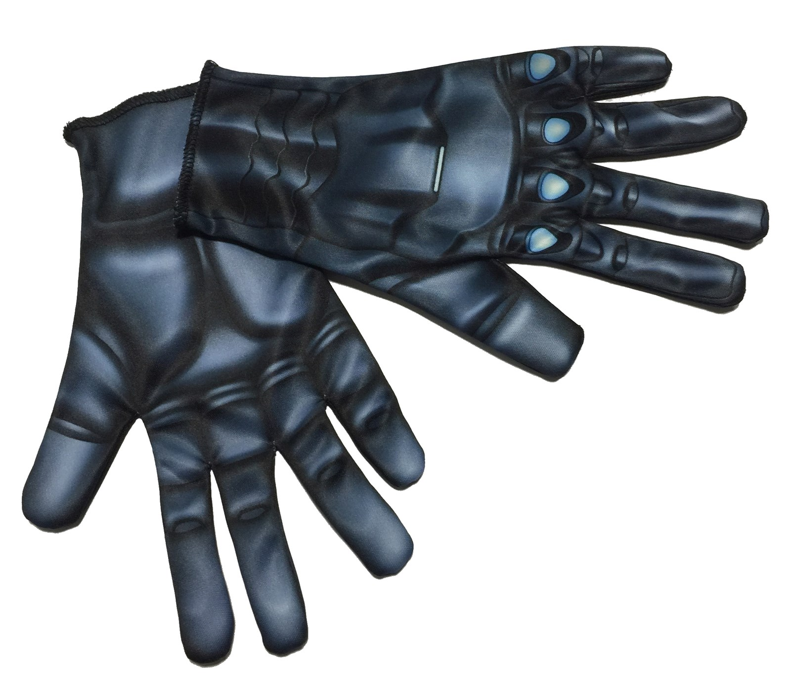 Avengers 2 - Age of Ultron: Adult Black Widow Gloves One-Size