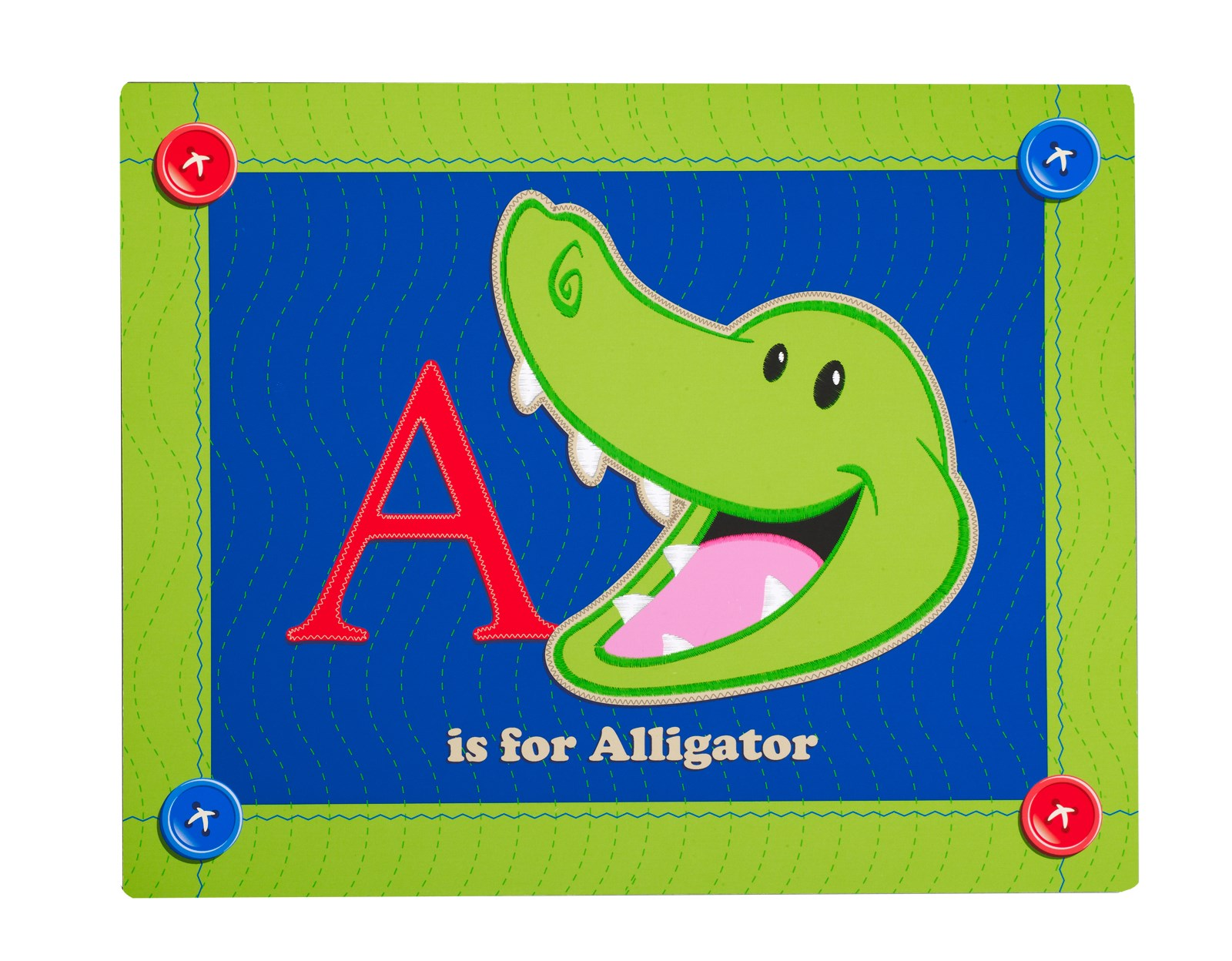 Image of Alligator Activity Placemats