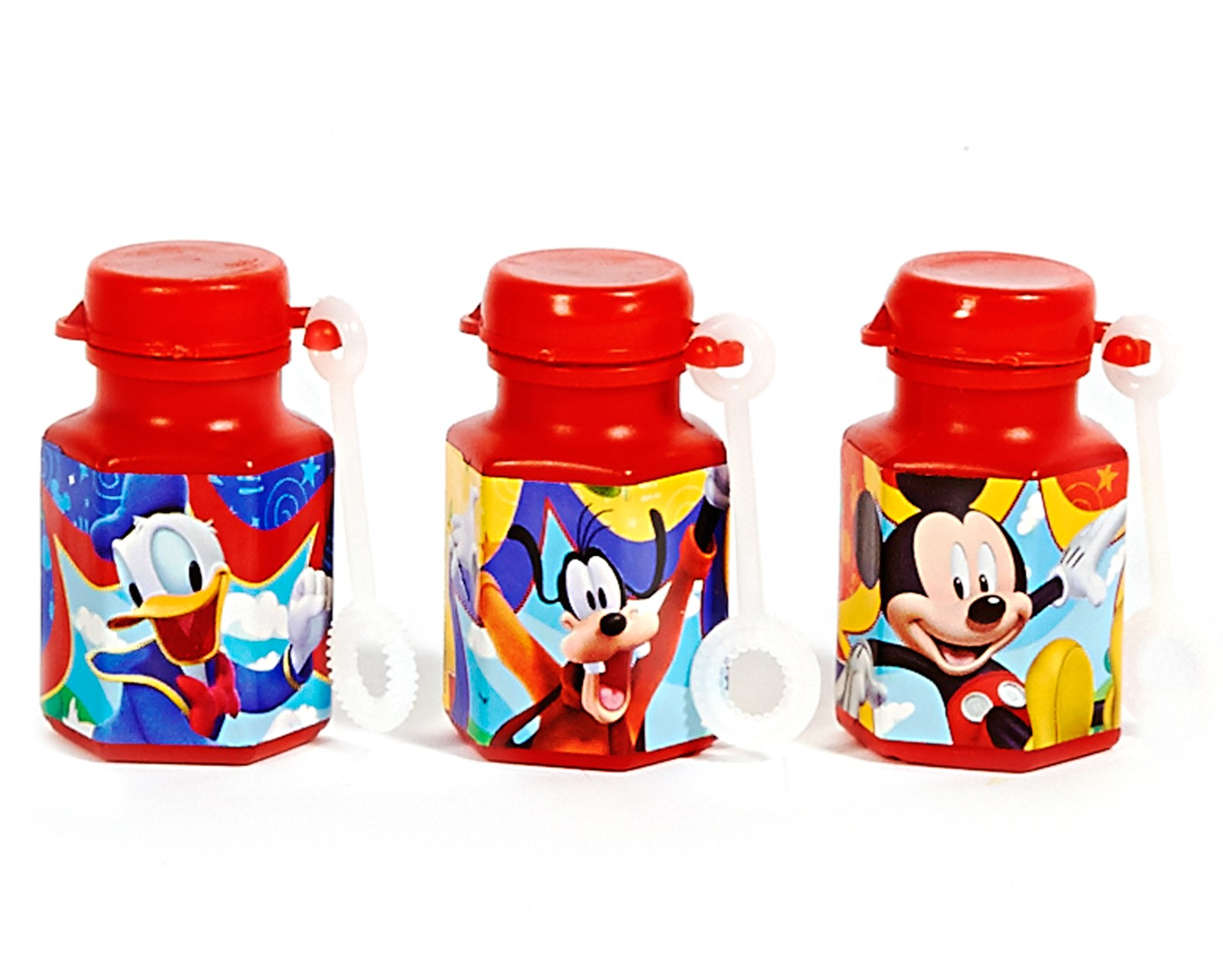 Disney Mickey Mouse Mini Bubbles (12)
