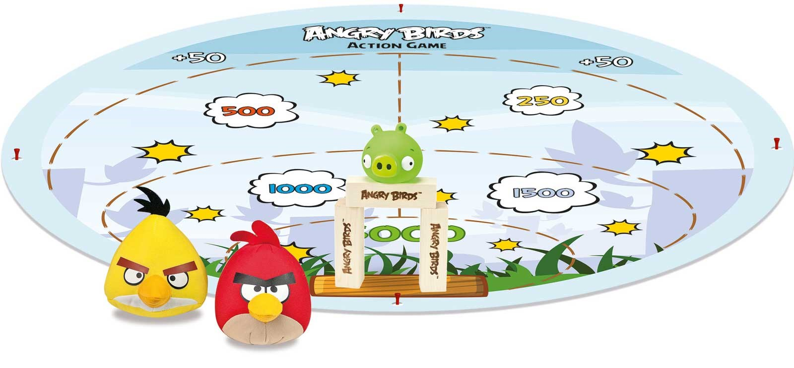 Image of Angry Birds Outdoor Action Game