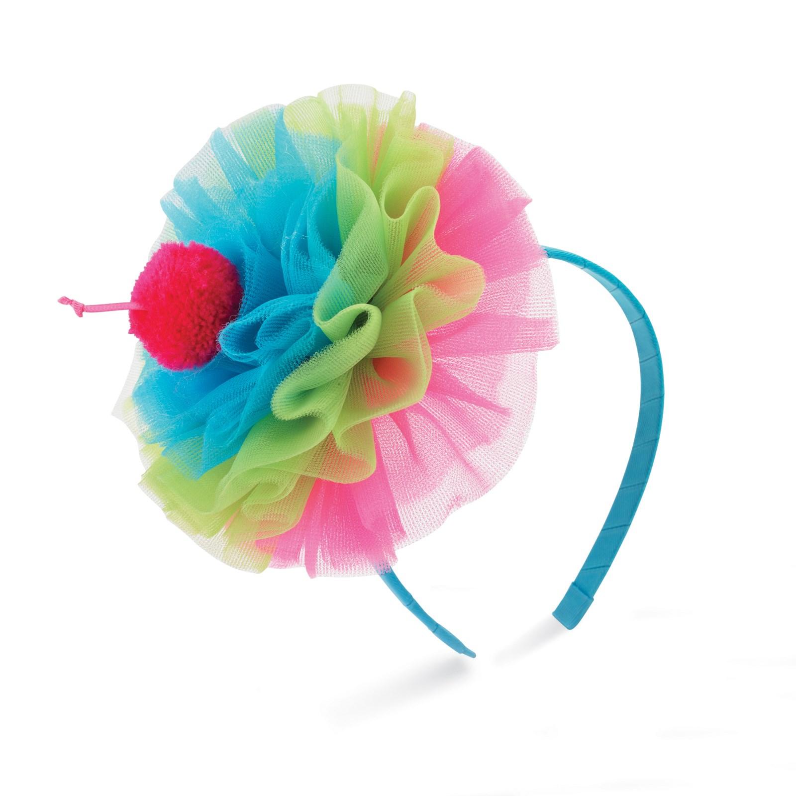 Image of Chiffon Cupcake Headband