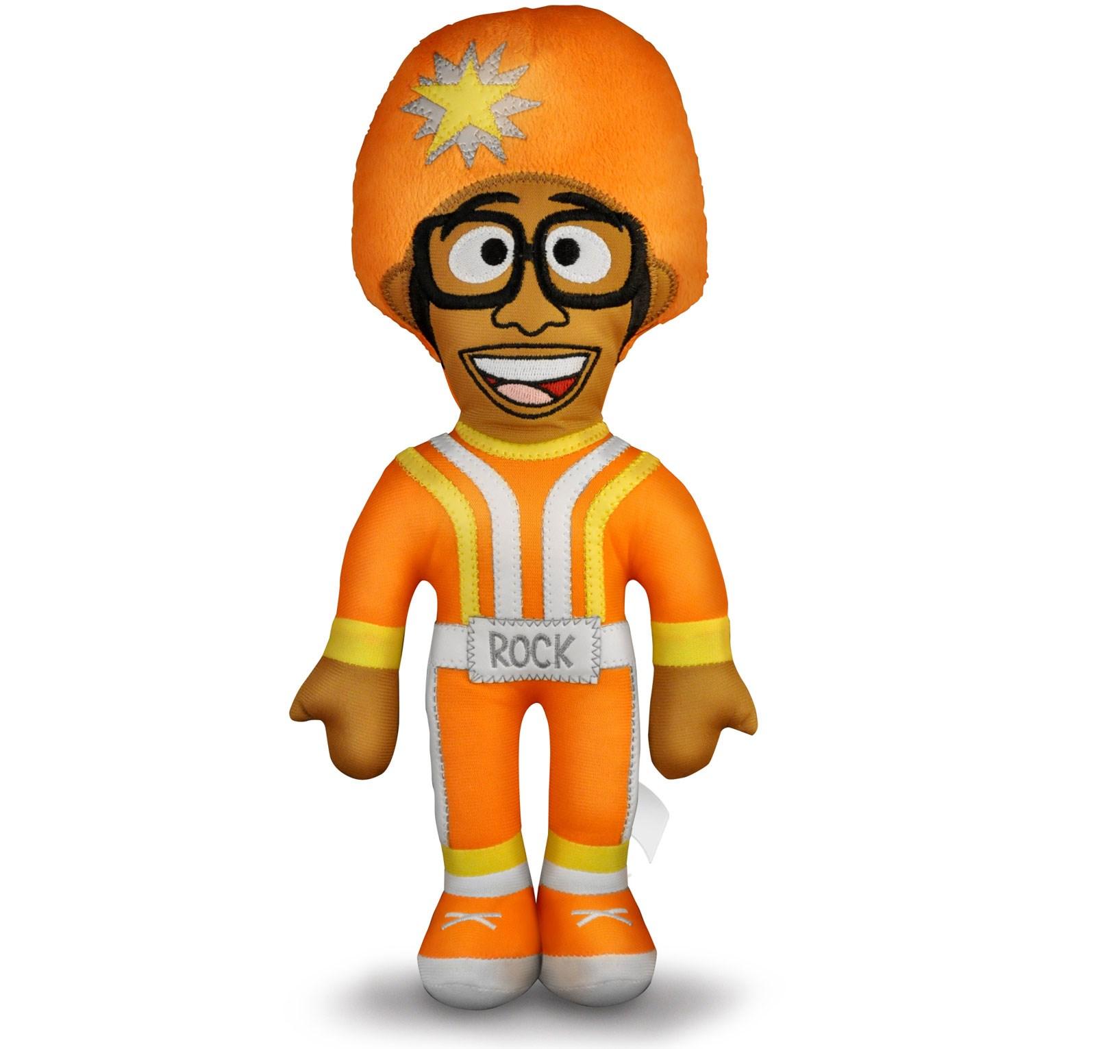 Image of Yo Gabba Gabba Plush DJ Lance Doll