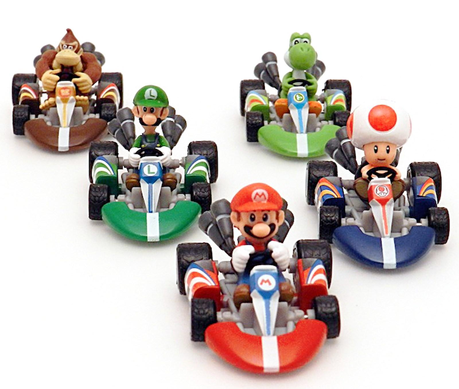 Image of Mario Kart Die Cast Car
