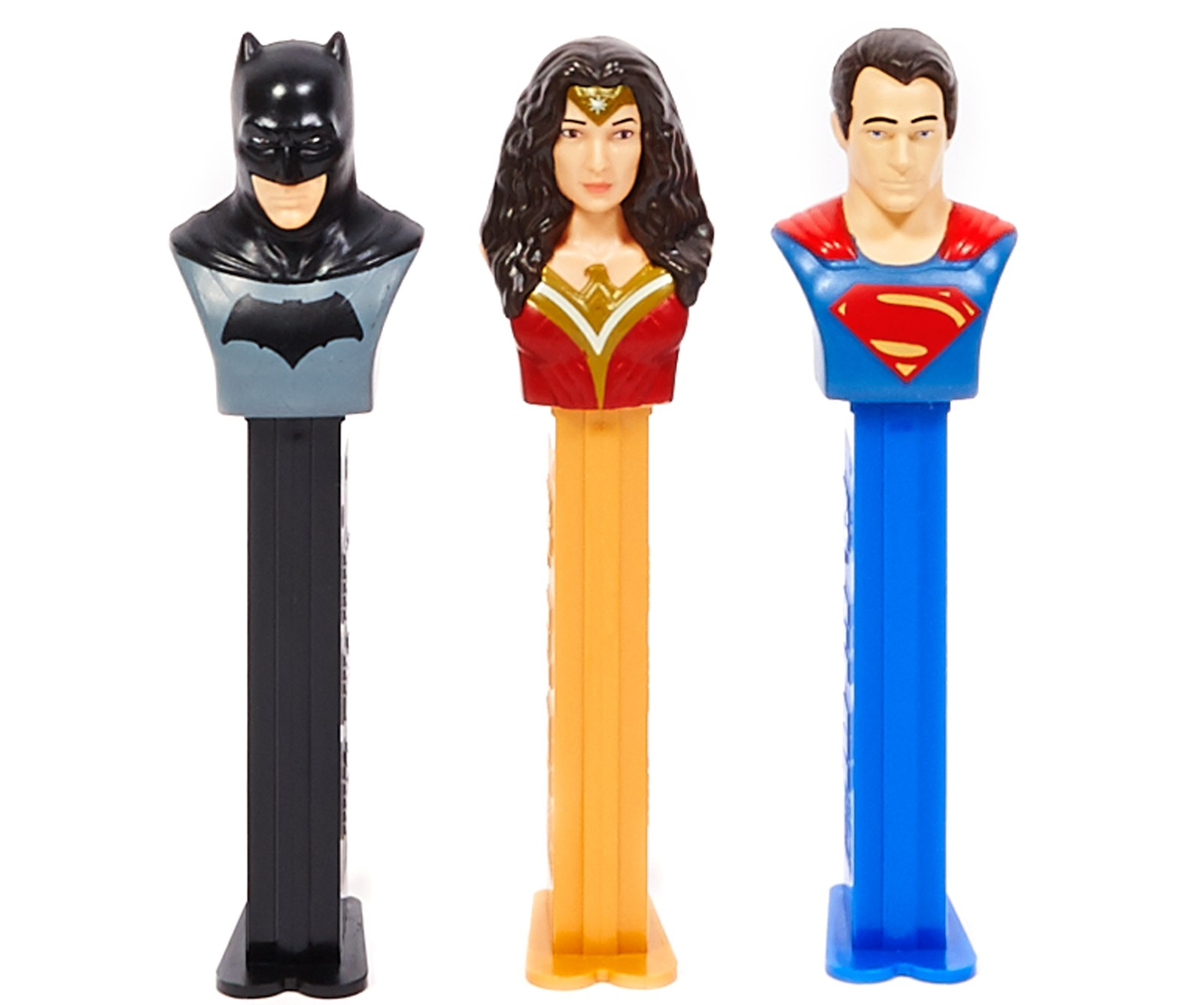 Image of DC Comics Superhero Pez Dispenser