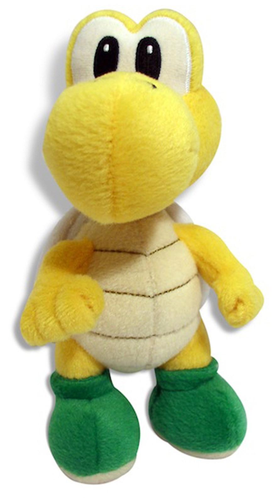 Image of Super Mario Bros. Koopa Troopa Plush