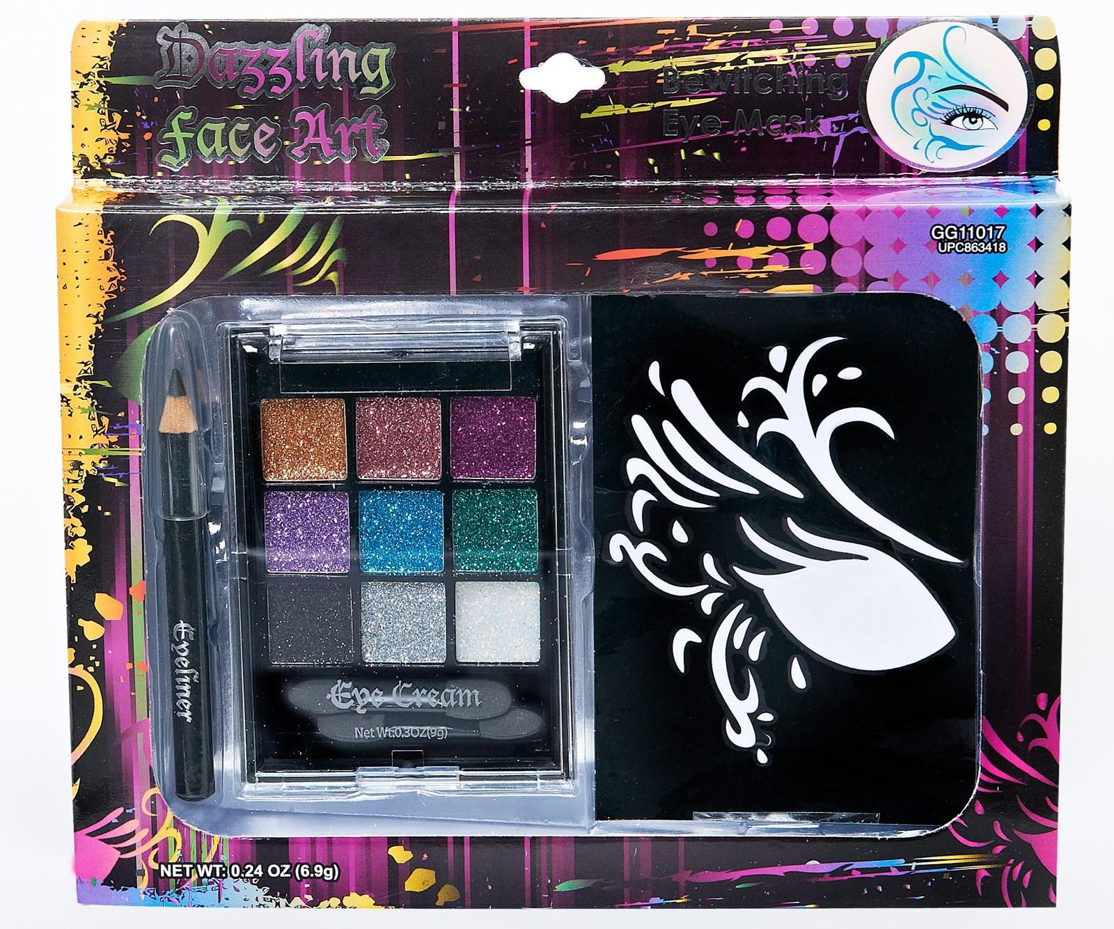 Image of Bewitching Face Art Makeup Kit