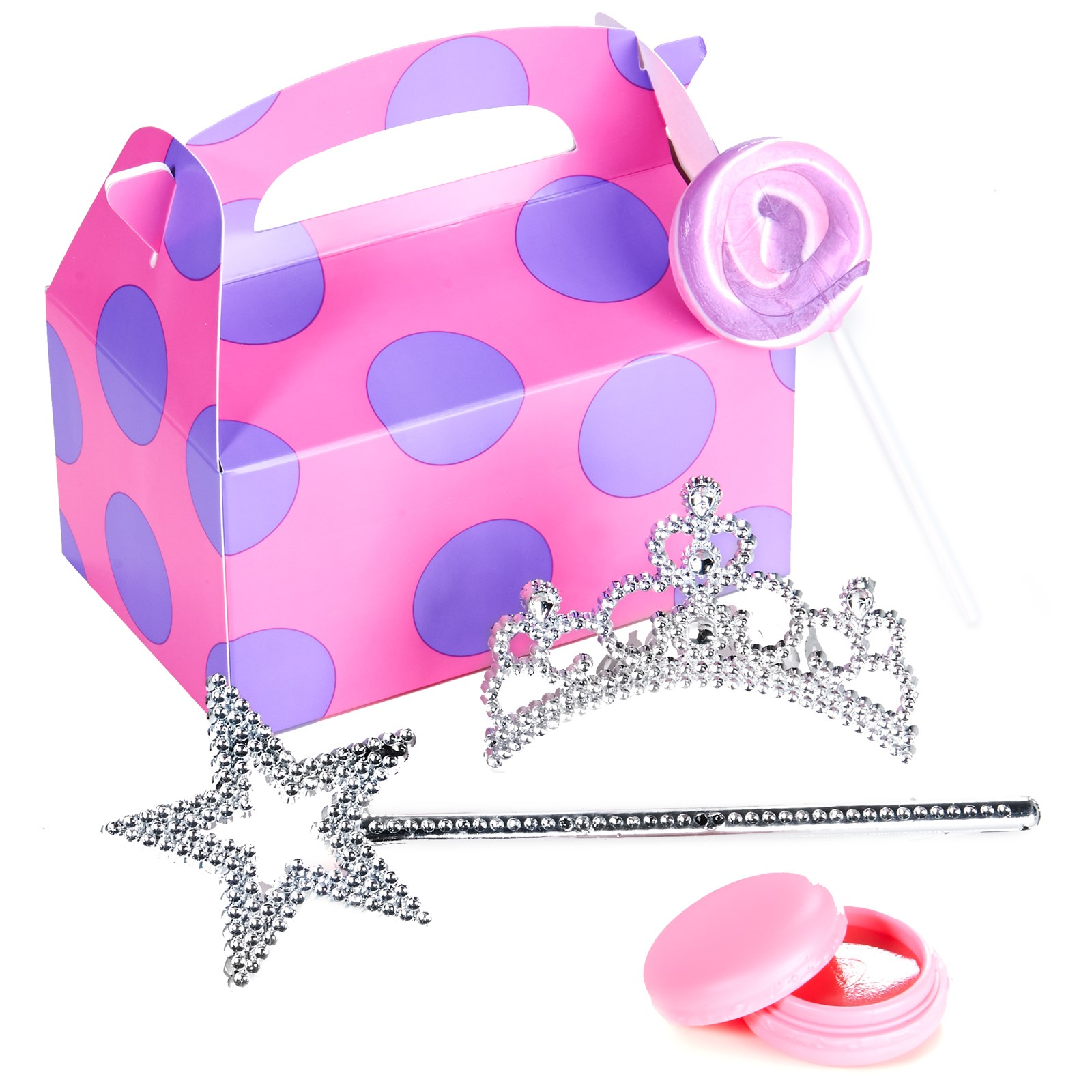Disney Very Important Princess Dream Party - Filled Party Favor Box