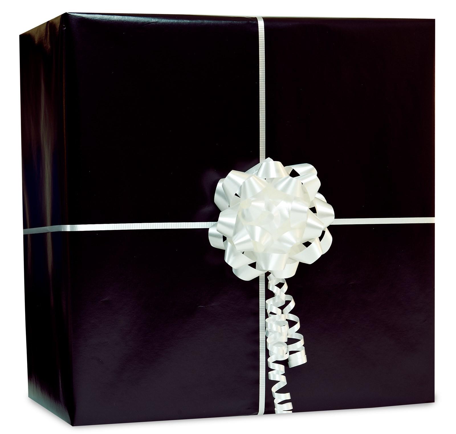 Image of Black Gift Wrap Kit