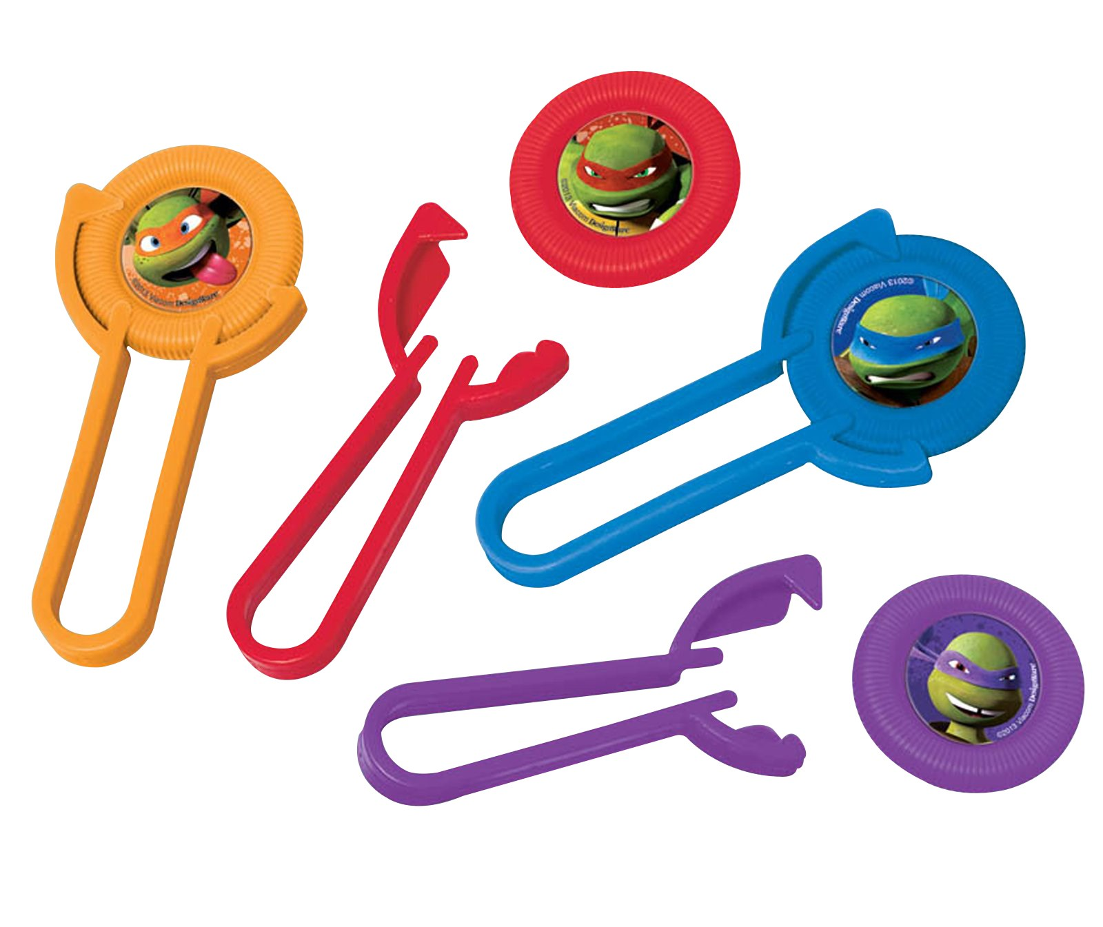 Teenage Mutant Ninja Turtles Disc Shooters