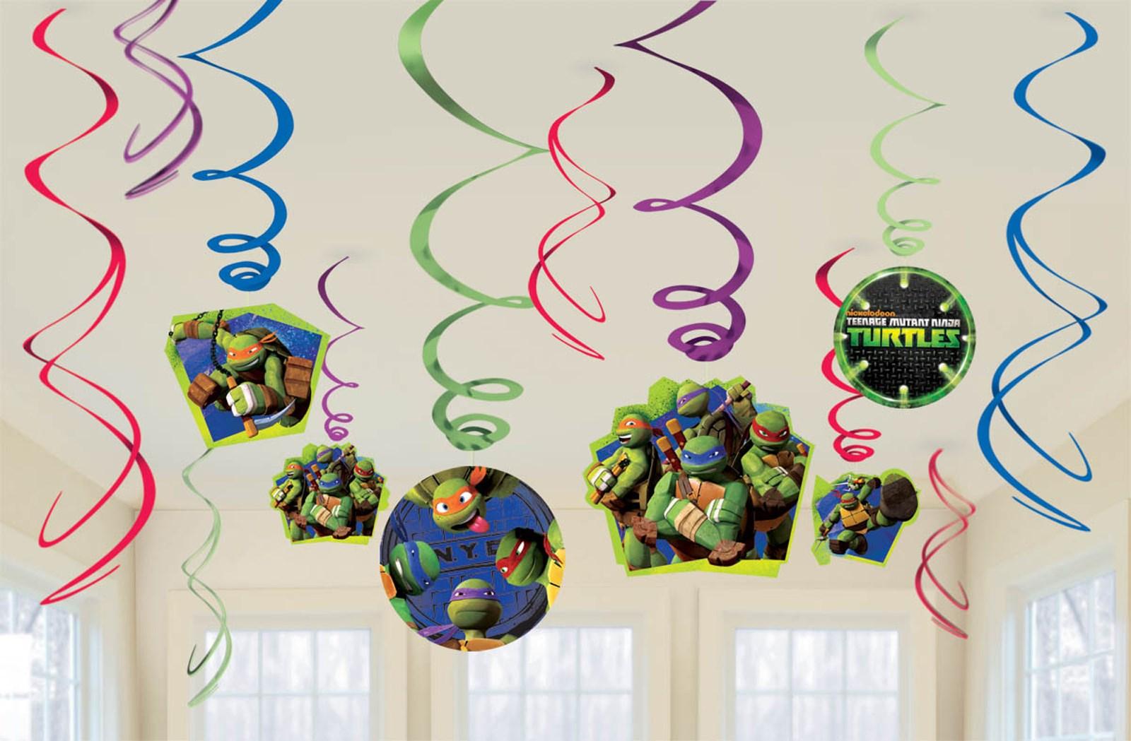 Image of Teenage Mutant Ninja Turtles Swirl Value Pack