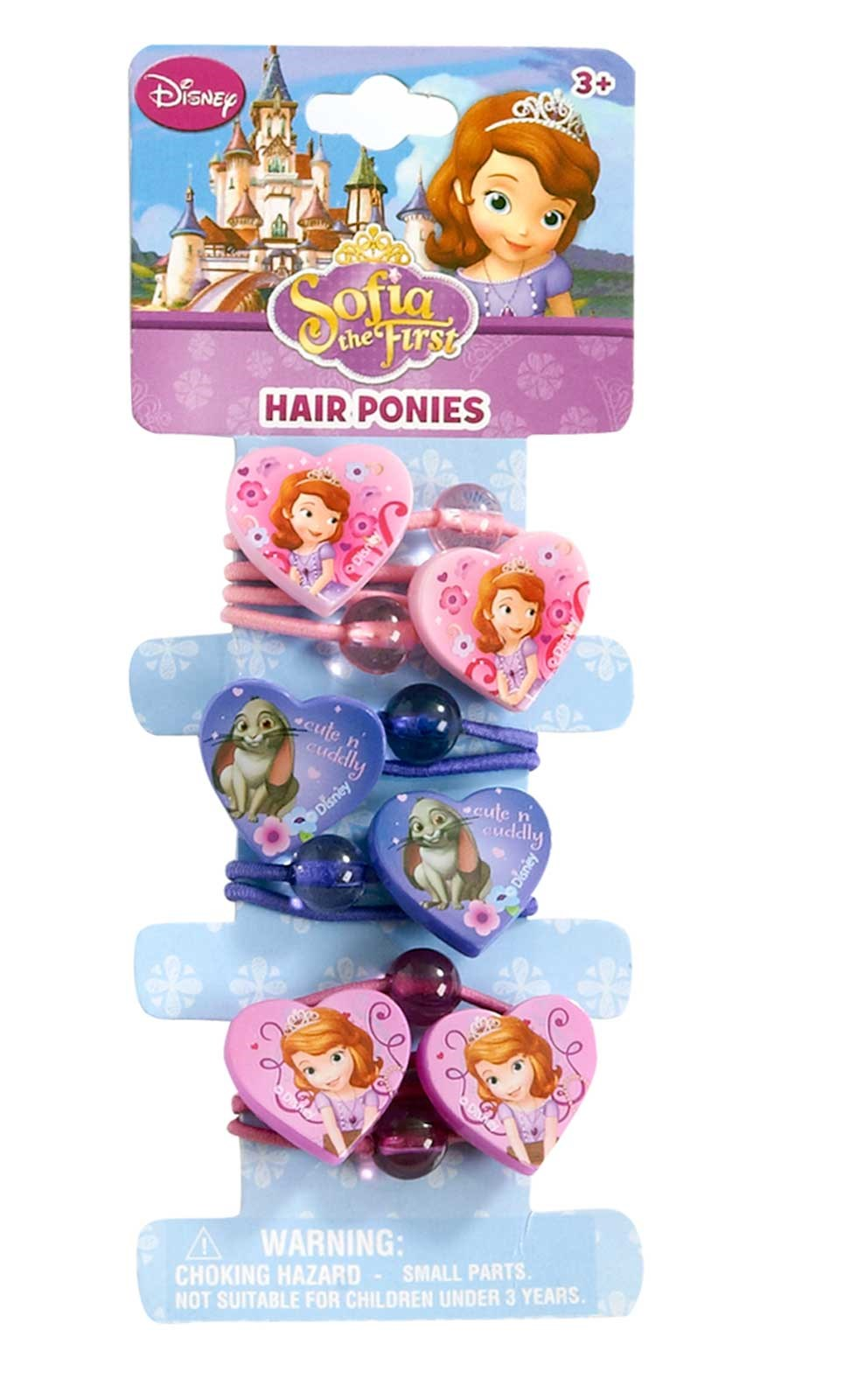 Image of Disney Junior Sofia the First Hair Ponies