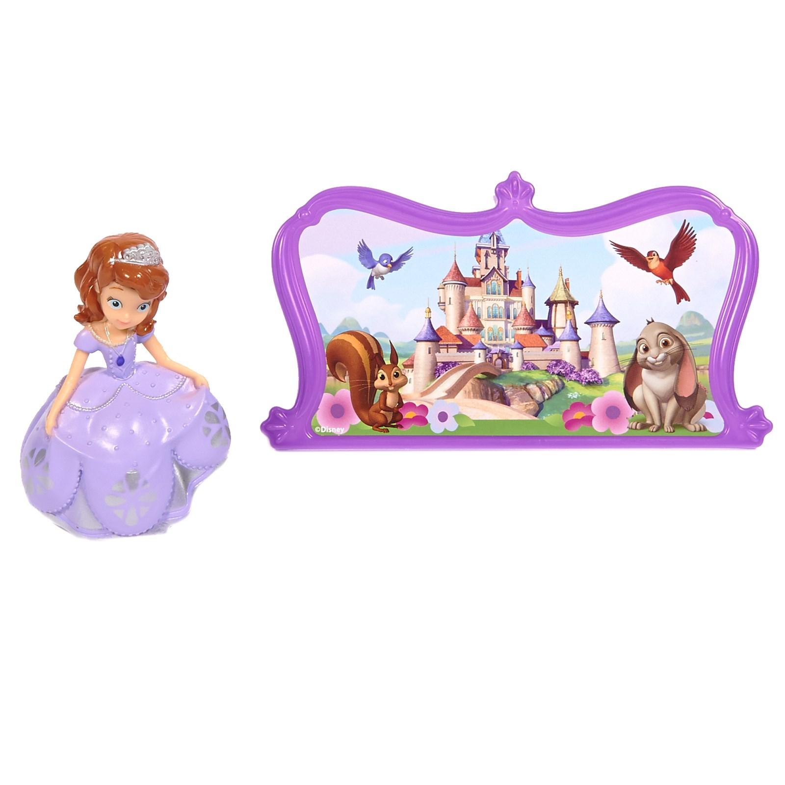 Image of Disney Junior Sofia the First Cake Topper Set