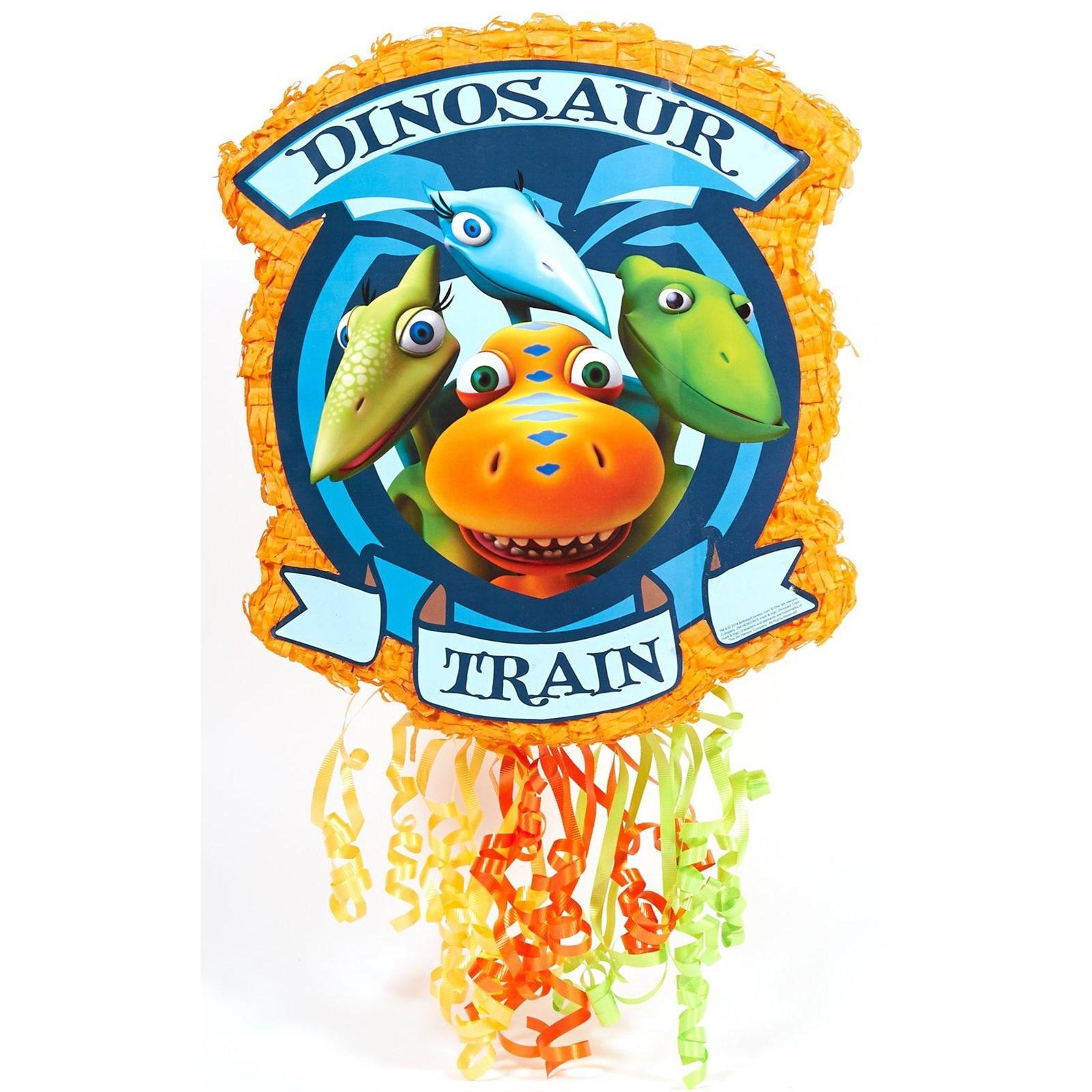 Image of Dinosaur Train Pull-String Pinata