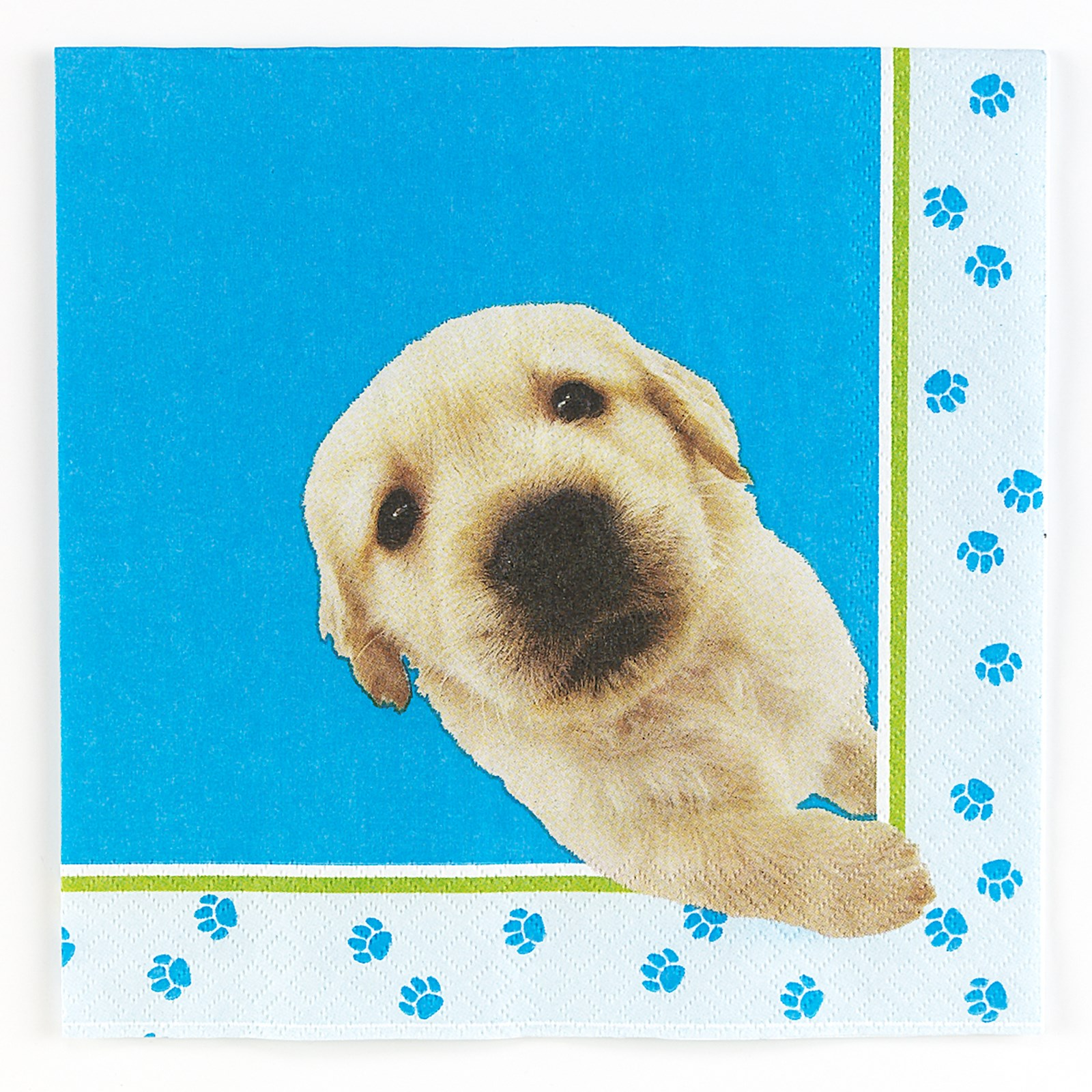 THE DOG Lunch Napkins (16)
