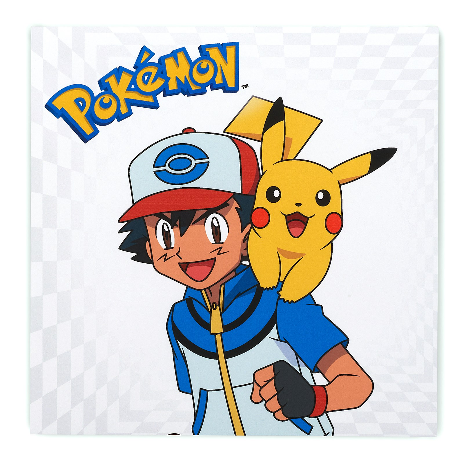 Pokemon Black and White Lunch Napkins