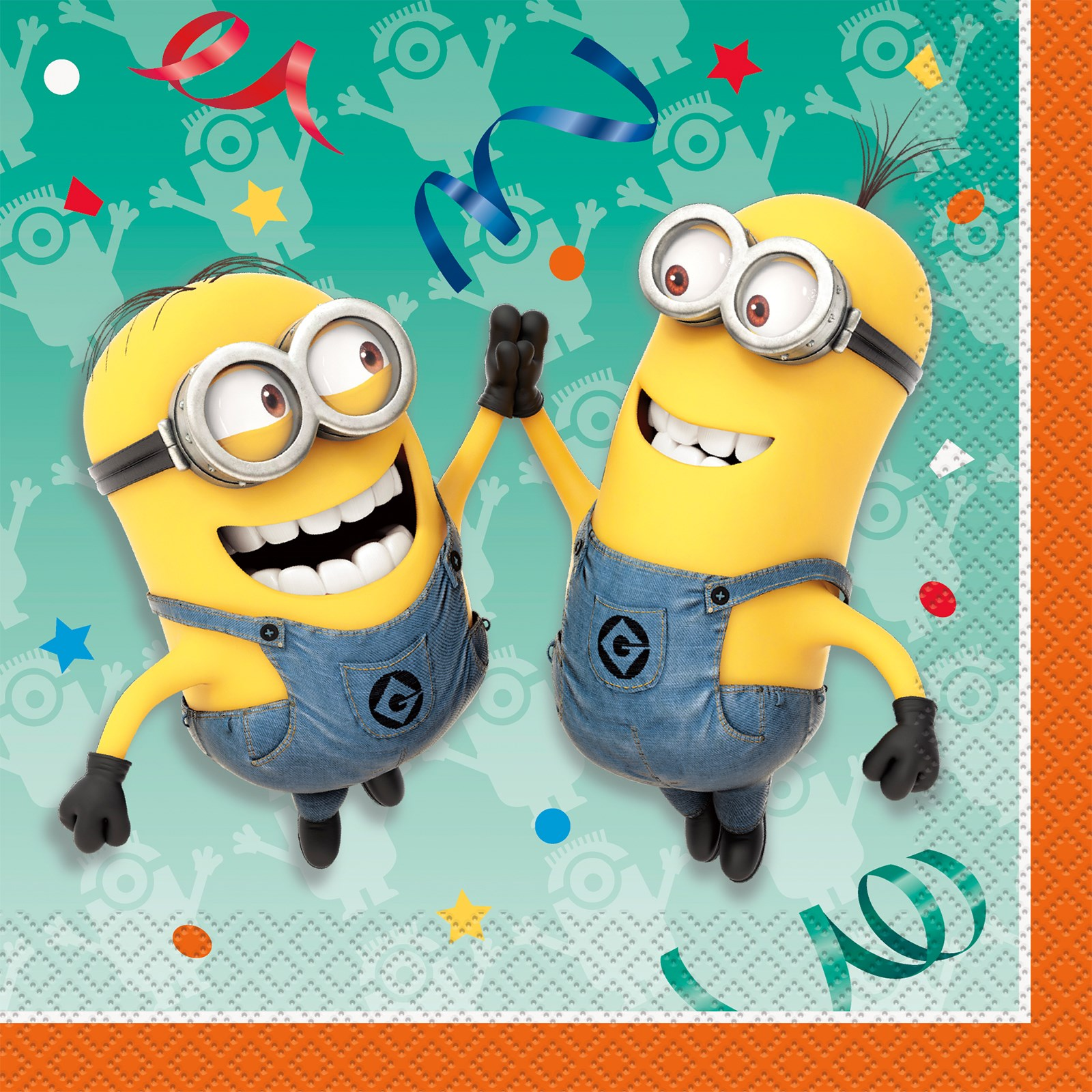 Minions Despicable Me - Lunch Napkins