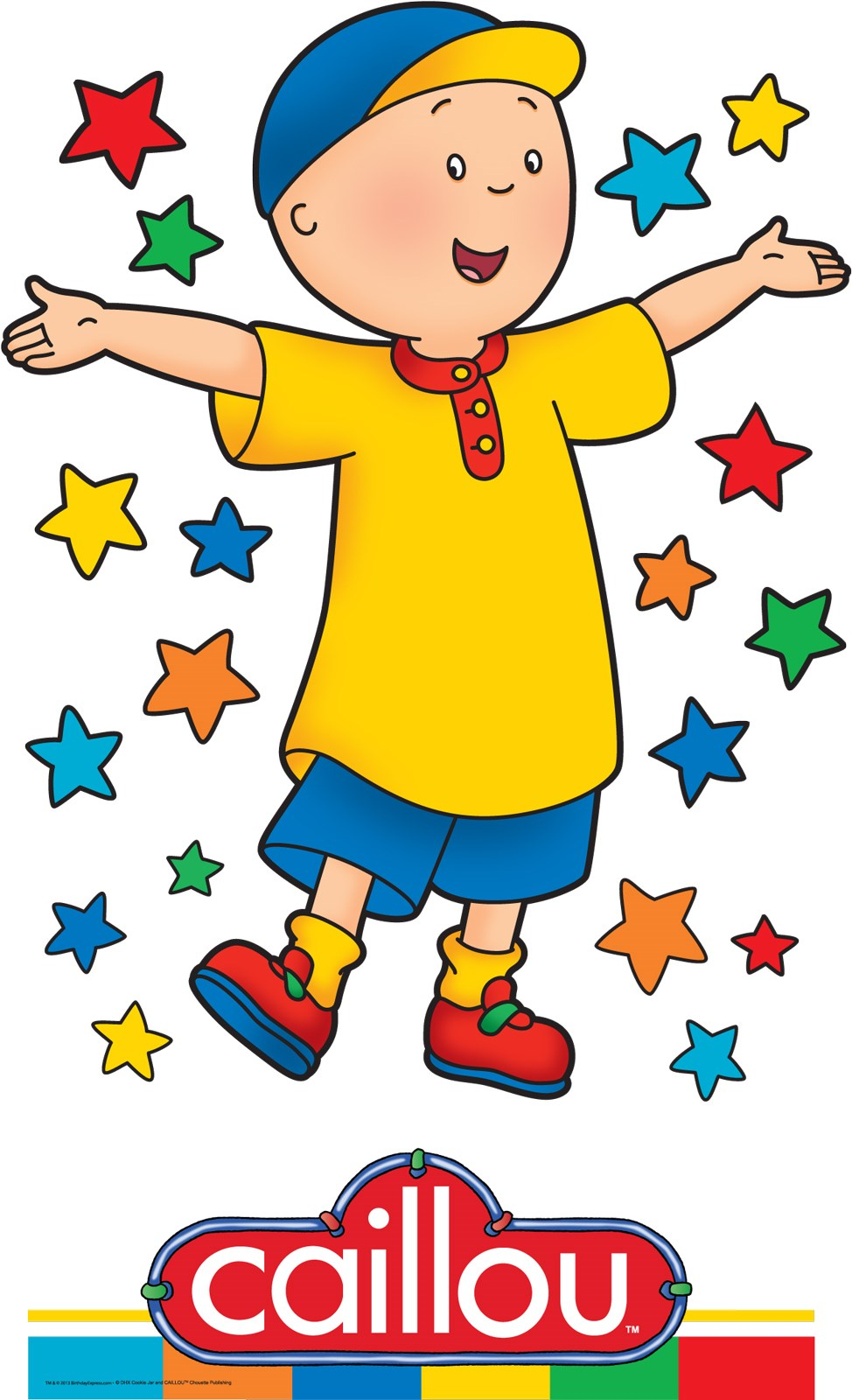 Image of Caillou Standup