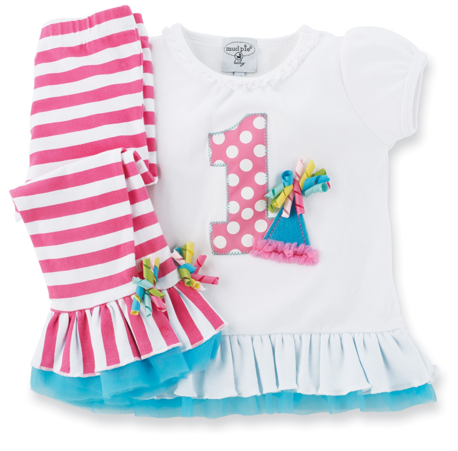 Image of Tunic and Legging Set 12/18 Months
