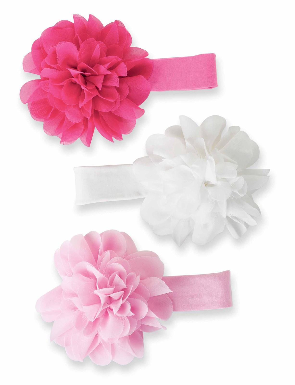 Image of Chiffon Flower Headband