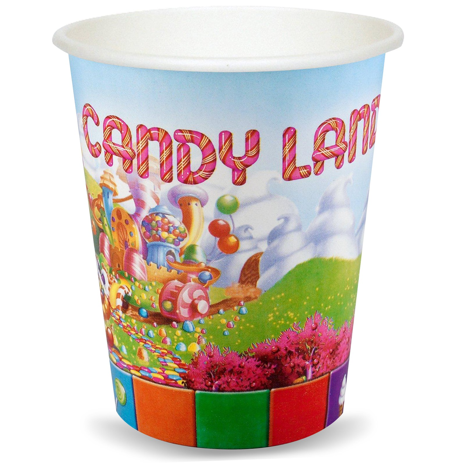 Candy Land 9 oz. Paper Cups