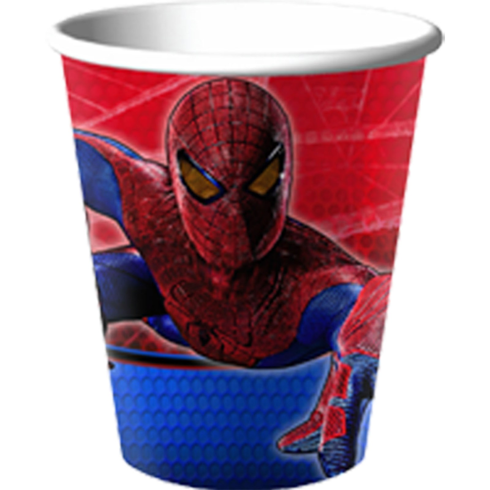 The Amazing Spider-Man 9 oz. Paper Cups