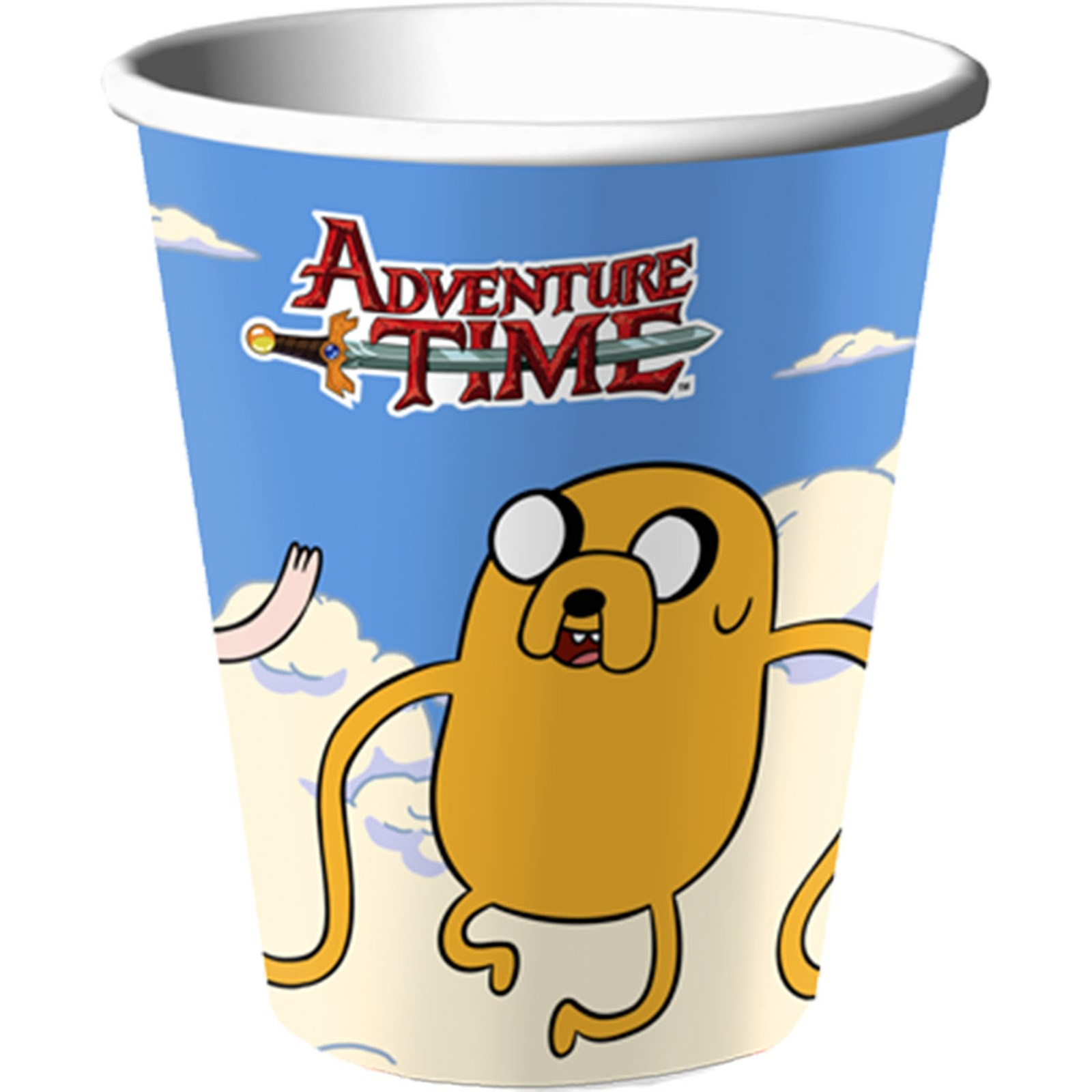 Image of Adventure Time 9 oz. Paper Cups