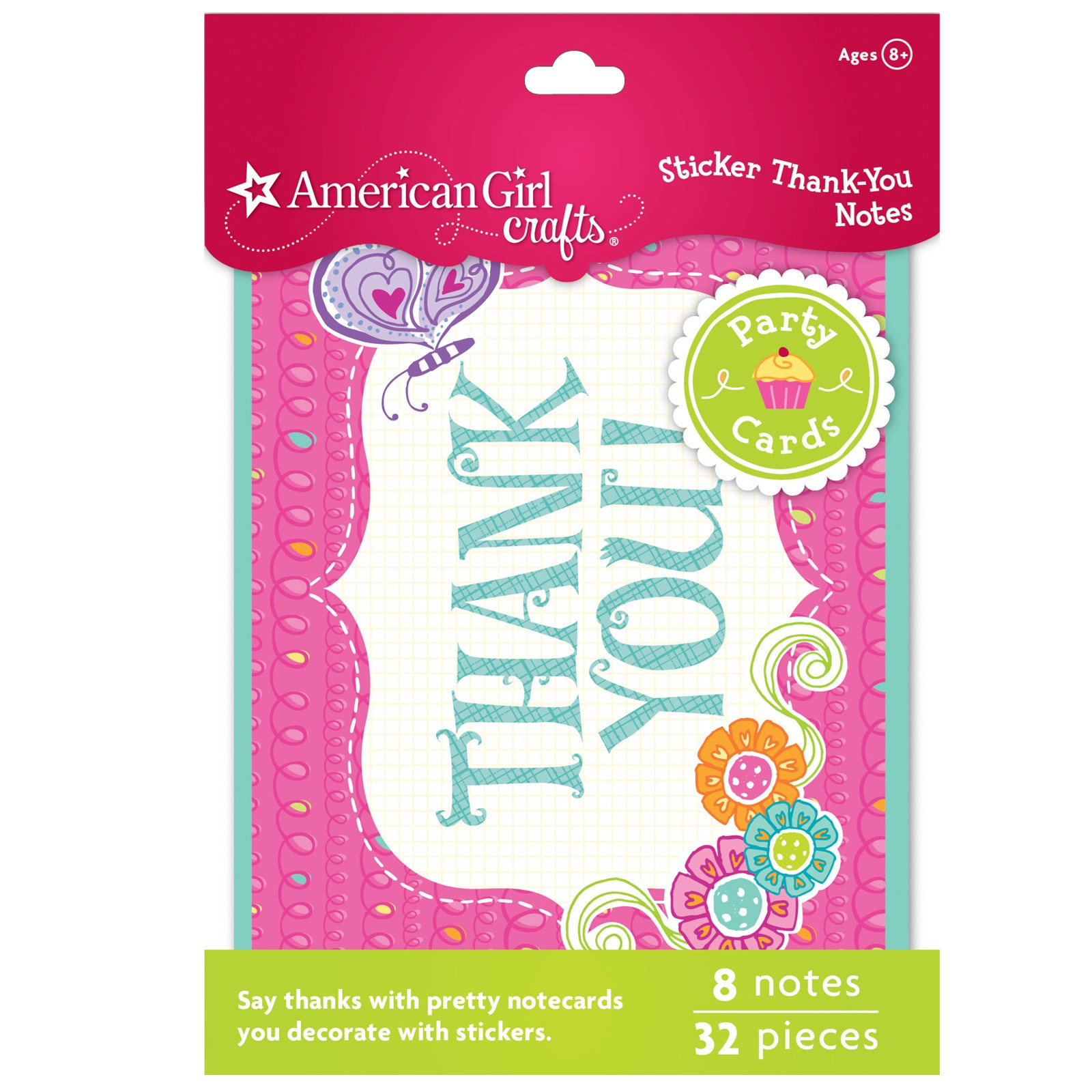 Image of American Girl Crafts - Thank-You Notes