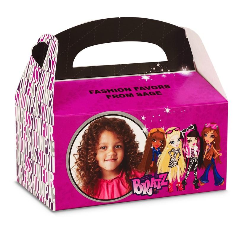 Bratz Personalized Empty Favor Boxes