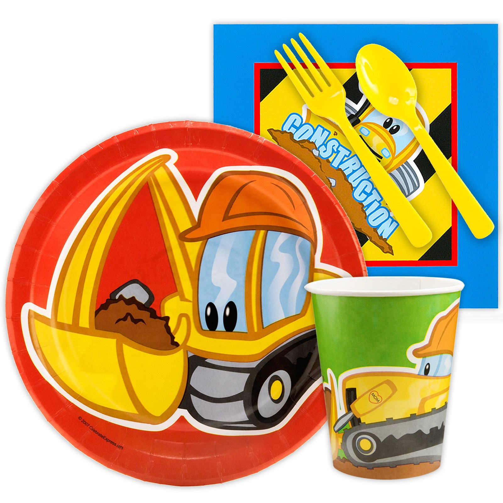 Image of Construction Pals Playtime Snack Pack