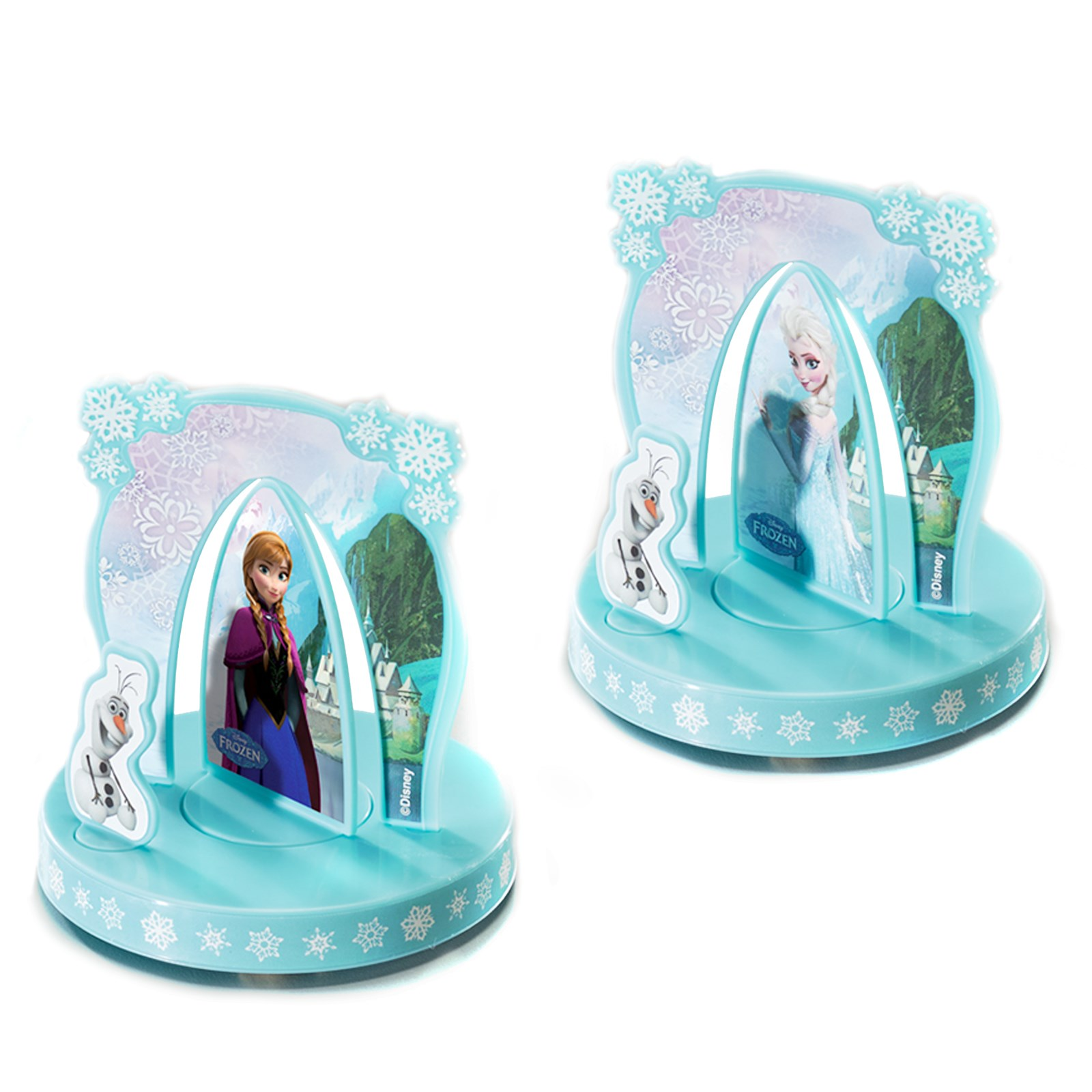 Image of Disney Frozen Party Cake Topper