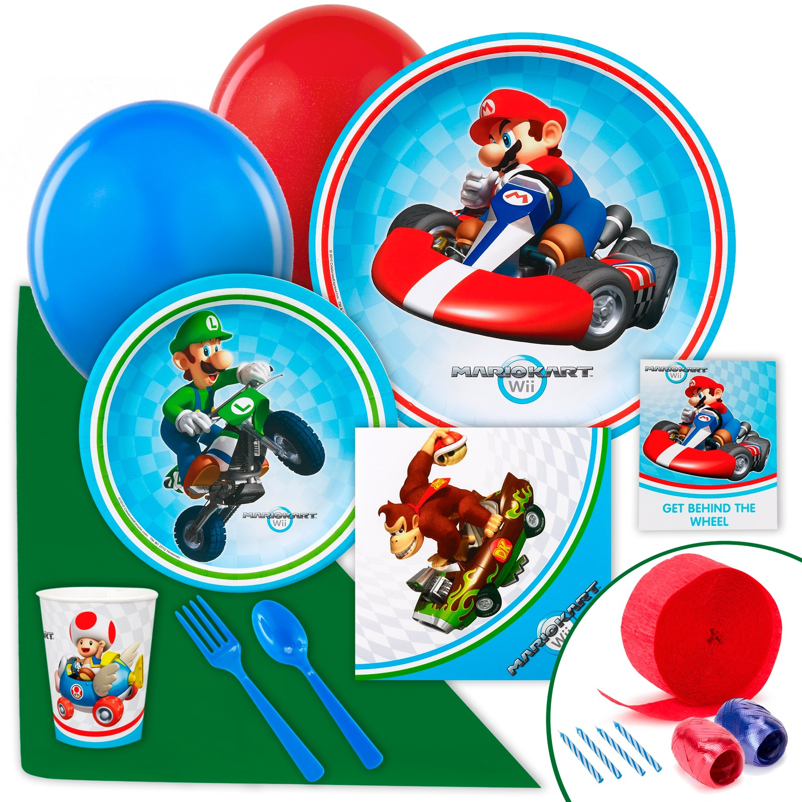 Mario Kart Wii Value Party Pack
