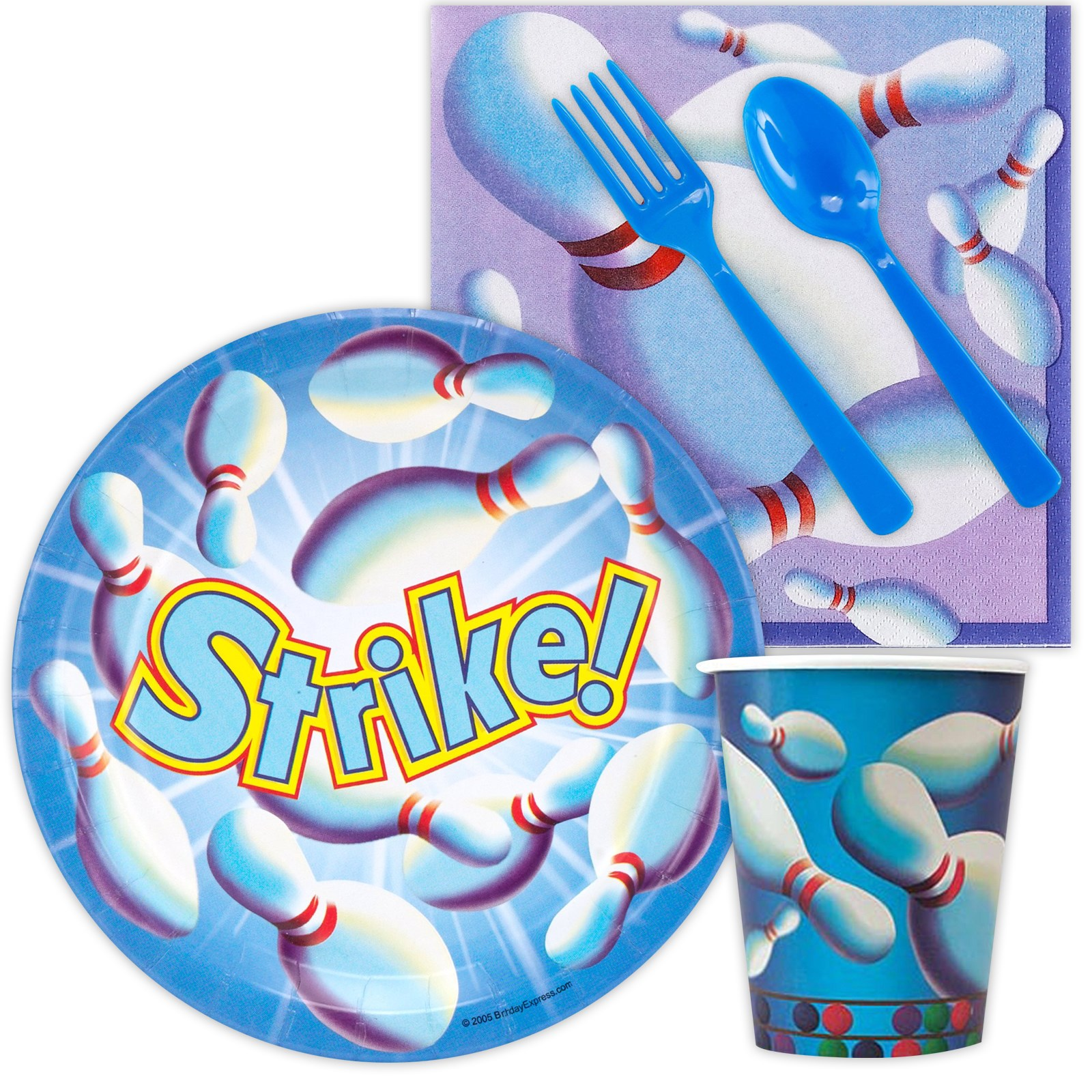 Image of Bowling Playtime Snack Pack