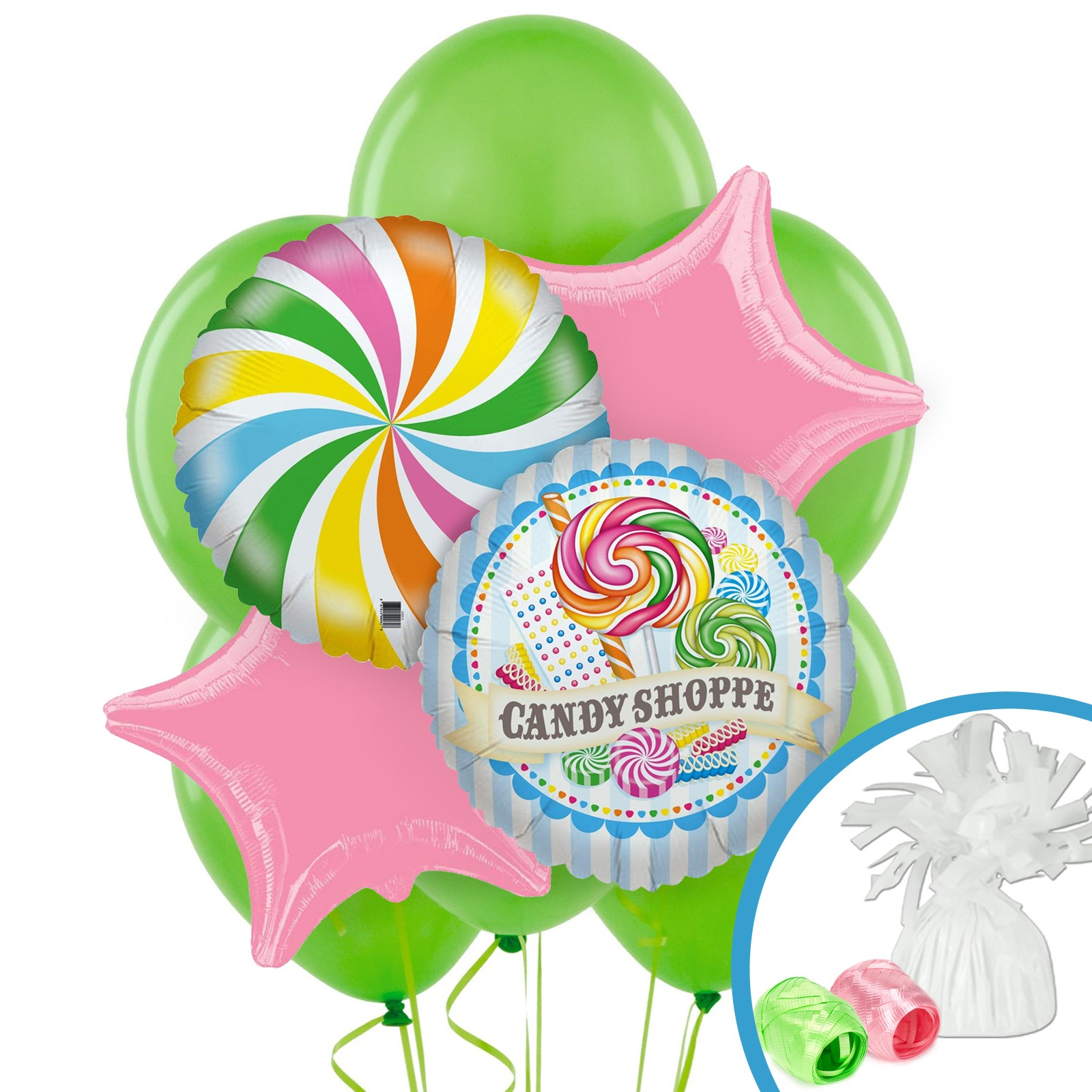Candy Shoppe Balloon Bouquet
