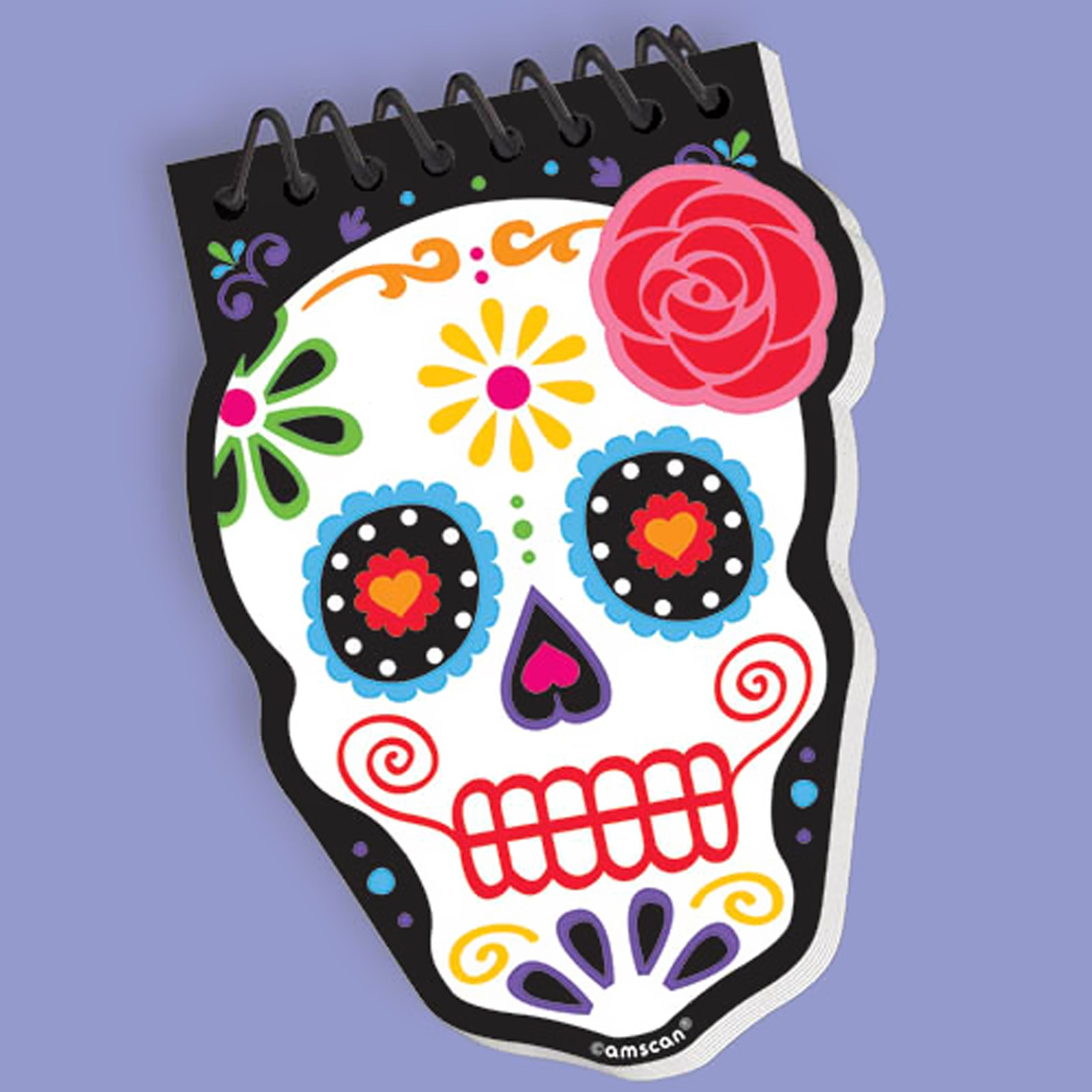 Day of the Dead Notepad