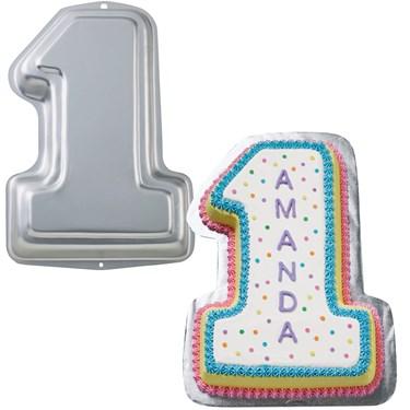 #1 Cake Pan