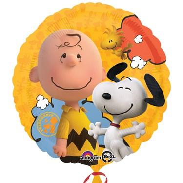 Peanuts Foil Balloon