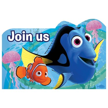 Finding Dory Invitations (8)