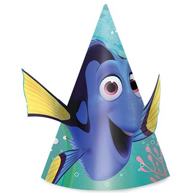 Finding Dory Cone Hats (8)
