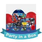 Justice League Party in a Box