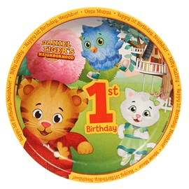 Daniel Tiger's 1st Birthday)