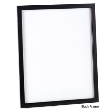 """11"""" x 14"""" Black Frame"""