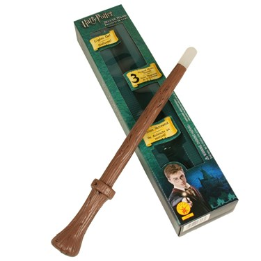 Harry Potter Motion-Activated Light & Sound Wand