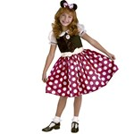 Minnie Mouse Toddler / Child Costume